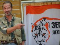 Василий Солкин рассказывает о барабашском леопарде